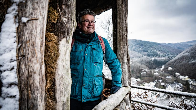 "Manuel Andrack: ""Der Wanderer ist ein Antiläufer"""