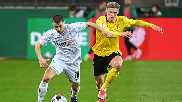 DFB-Pokal: Dortmund steht im Pokal-Halbfinale