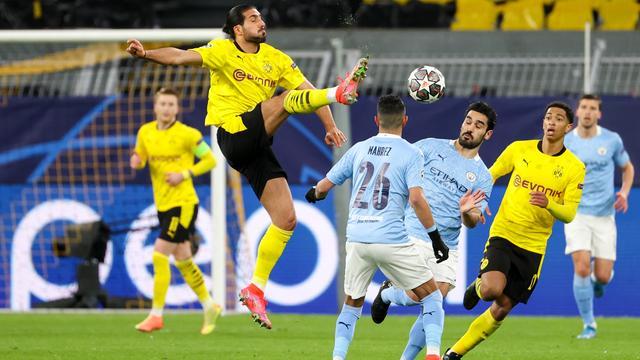 Champions League: Borussia Dortmund scheitert an Manchester City