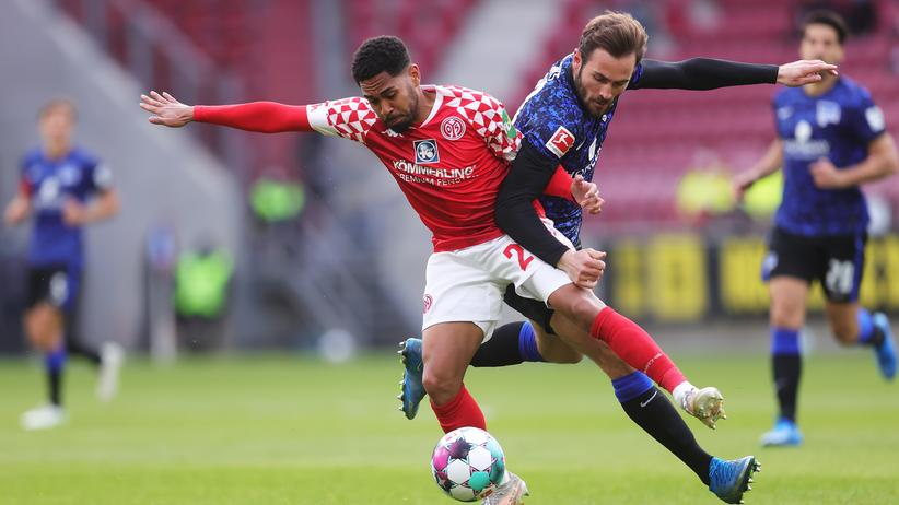 Bundesliga, 29. Spieltag: Mainz und Hertha trennen sich in ...