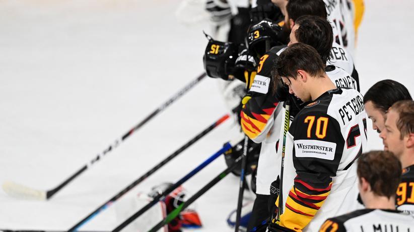 Eishockey Wm Kader Deutschland