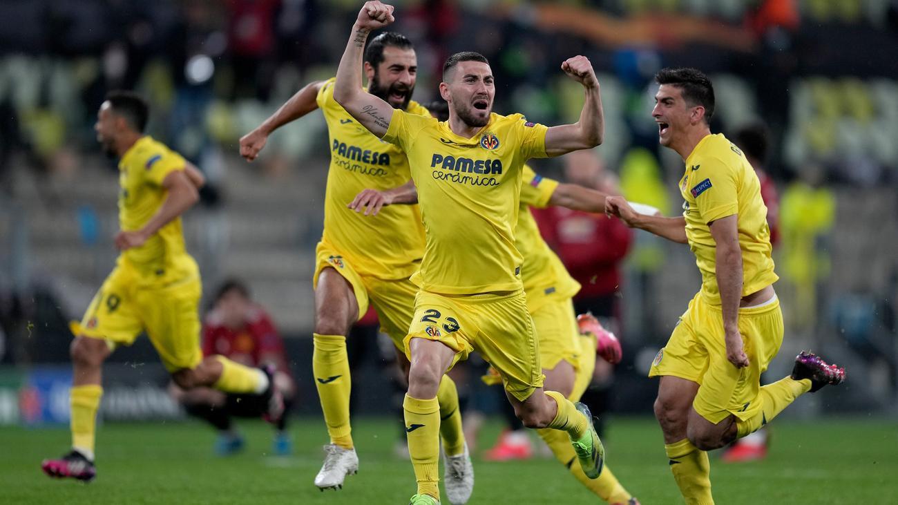 Europa League Finale 2021