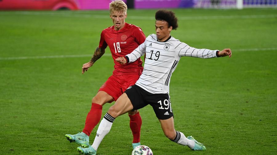 Fussball Em Deutschland Schafft Nur Ein Unentschieden Gegen Danemark Zeit Online