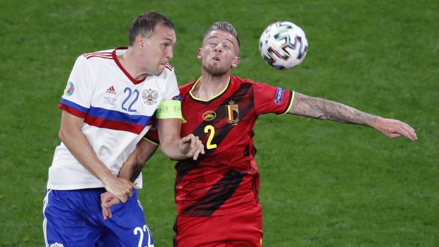 Fussball Em Belgien Gewinnt Gegen Russland Zeit Online