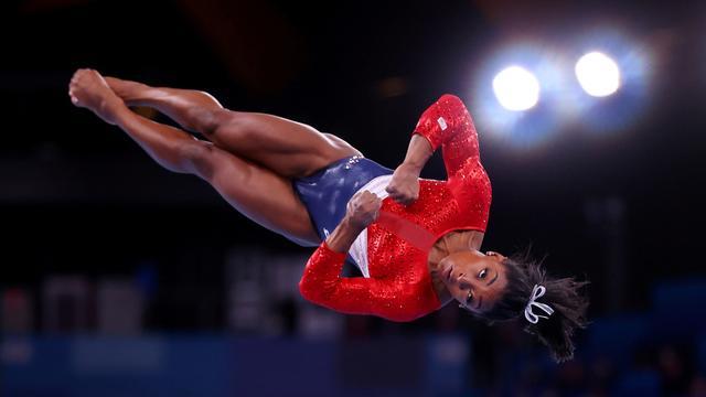 Olympia 2021 in Tokio: Simone Biles sagt Start im Olympia-Mehrkampf ab