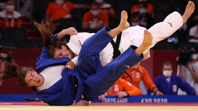 Olympia: Deutsches Mixed-Team holt Bronze im Judo