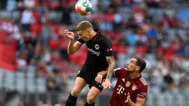 , Bundesliga, 7. Spieltag: Spitzenreiter FC Bayern unterliegt Eintracht Frankfurt, The World Live Breaking News Coverage & Updates IN ENGLISH