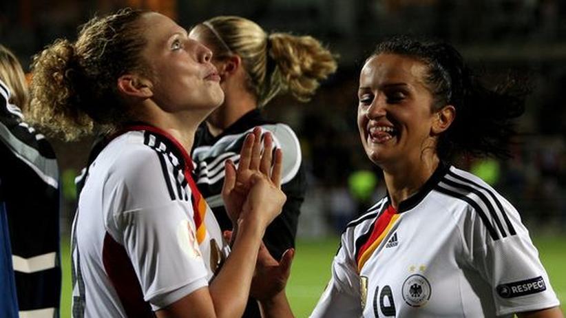 Deutsche Fußball-Frauen: Mit Moral und Mut ins Finale