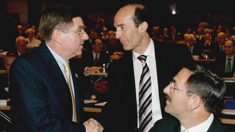 Sportausschuss im Bundestag: Wo Politiker die Lobbyisten sind