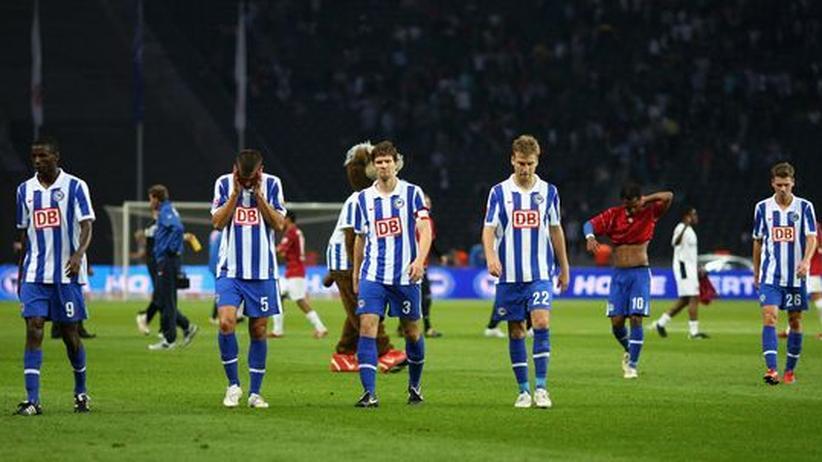 Hertha BSC Berlin: Desolat, malade, null Tore