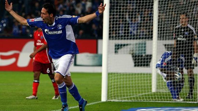 Bundesliga, 10. Spieltag: Kuranyis Tor sorgt für Enge an der Spitze