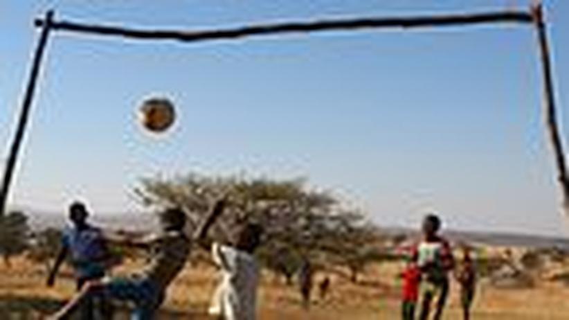 WM 2010: Ein Kick fürs  ganze Land?