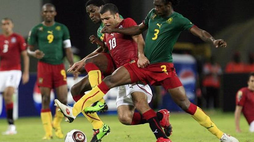 """Afrika-Cup: Ein Spiel """"um Leben und Tod"""""""