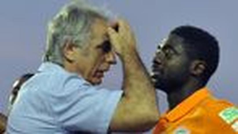 Afrika Cup: Fußball ist zu wichtig