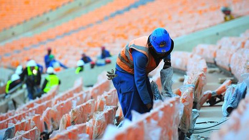 Fußball-WM: Verkauf von WM-Tickets unter Erwartungen