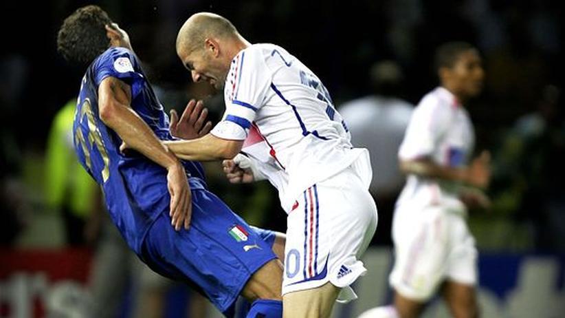 Gesellschaftskritik: Über Zinédine Zidanes Ehre