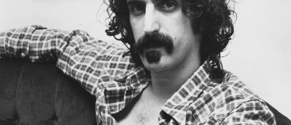 Rockmusiker Frank Zappa