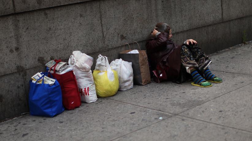 USA: Wie Universitäten an Obdachlosen verdienen