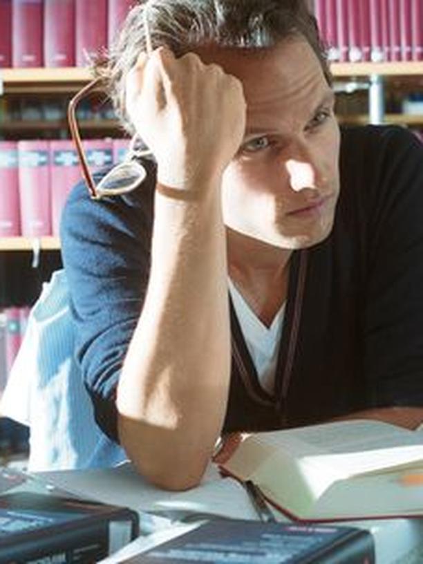 Wirtschaftsprüfer-Examen: Wer soll sich das nur alles merken? Jan Brorhilker versucht´s