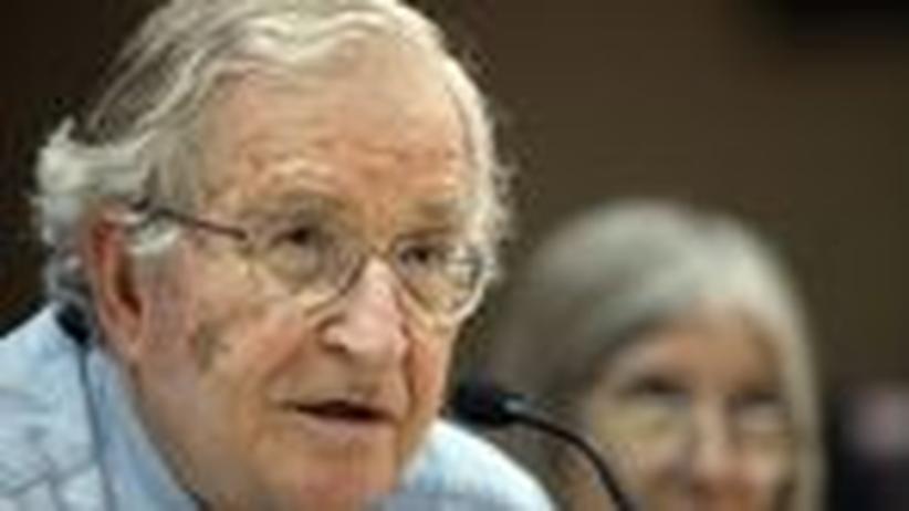 """Noam Chomsky: """"Studenten sollen Anarchisten werden"""""""