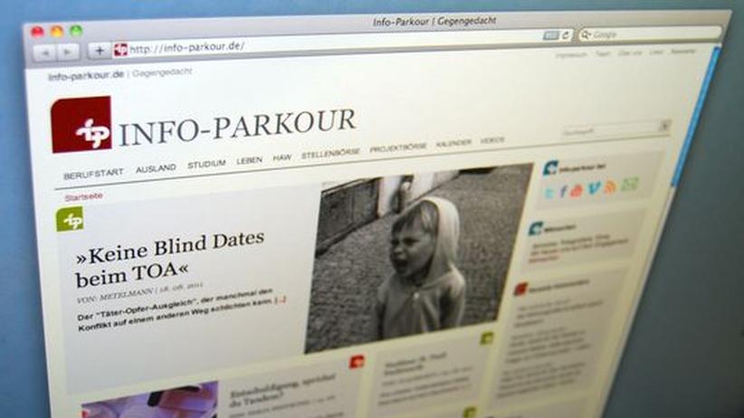 """HAW Hamburg: Das studentische Online-Magazin """"info-parkour"""""""