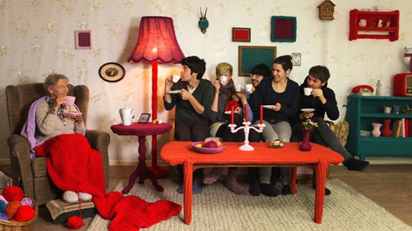Design-Studium: Studentenfilme auf großer Leinwand