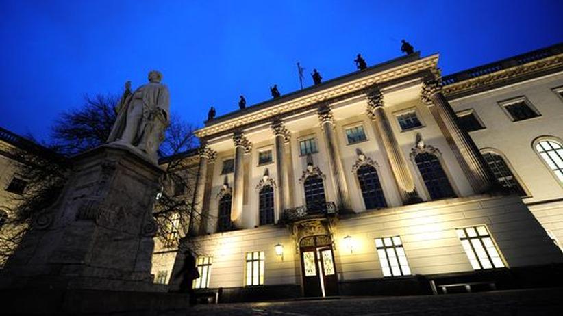 Exzellenzinitiative: Die Humboldt-Universität in Berlin (Archivbild)