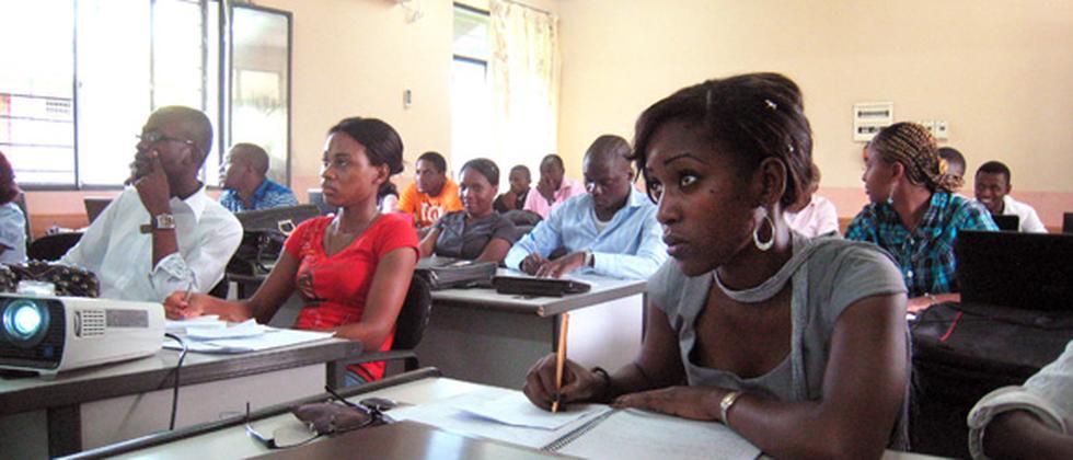 Central African Business School Unternehmen Studium Managment