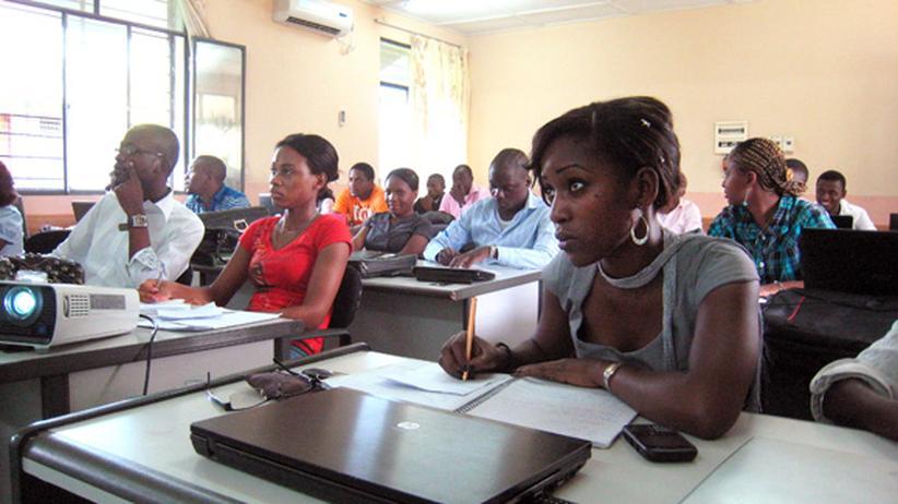 MBA-Studium im Kongo: Studieren inmitten von Rebellengruppen