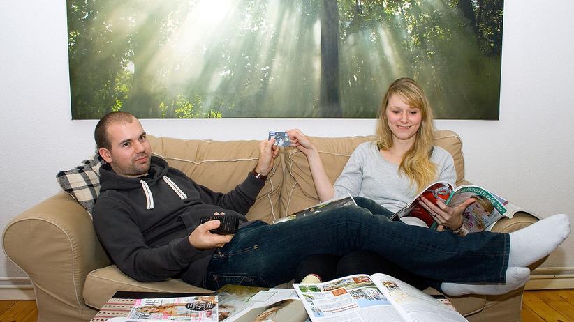 Social Media: Hochzeit mit Hashtag von Thorben Geyer und Katharina Schmidt