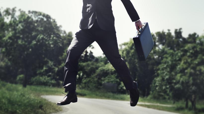 Berufsorientierung: Auf ins Berufsleben!