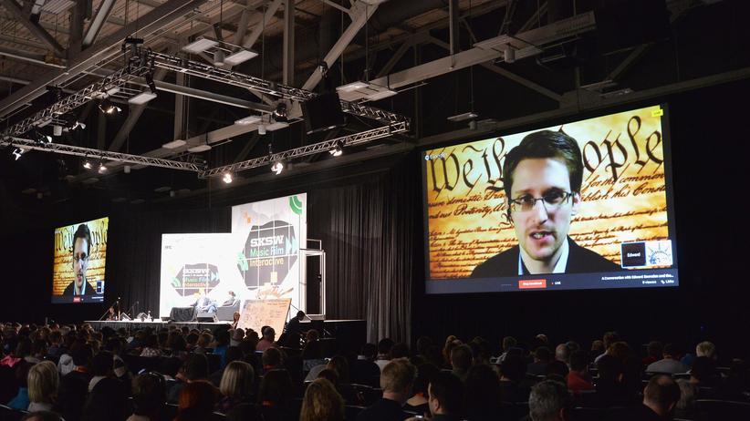 Edward Snowden: Wenn Ehre nicht für den Ehrendoktor reicht