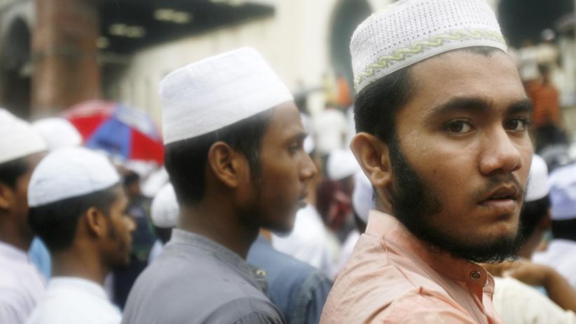 Muslime in Indien: Lange Bärte, gute Bürger