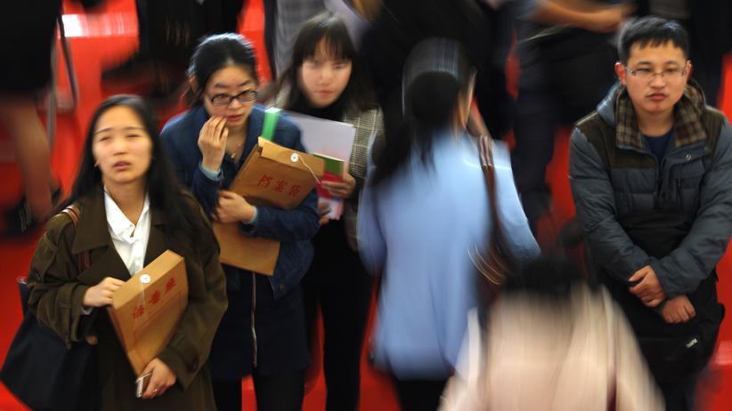 """Studenten-Austausch: """"Ich musste erst lernen, so fleißig wie Chinesen zu sein"""""""