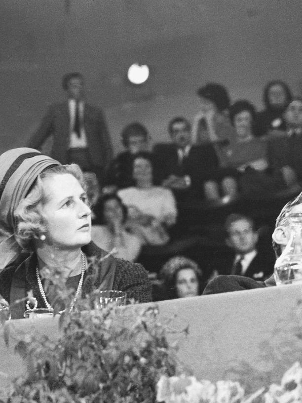 Ehemalige Studenten: Margaret Thatcher