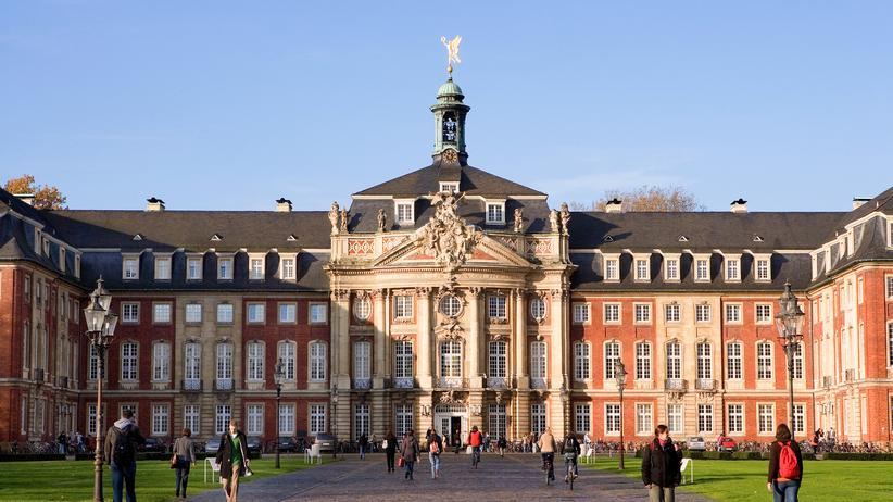 Uni Münster: Die Uni für alle, die als Kind von einem Schloss träumten