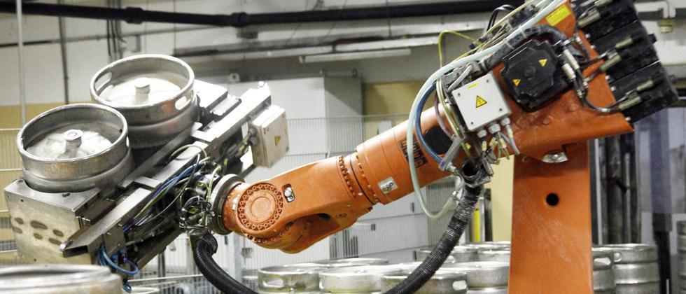 Robotik: Leibhaftige Ideen