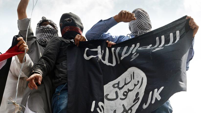 """Islamischer Staat"": Anhänger des ""Islamischen Staats"""