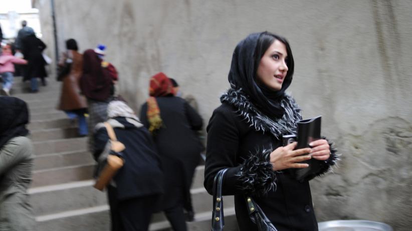 """Iran: """"Die Leine des Regimes ist kurz"""""""