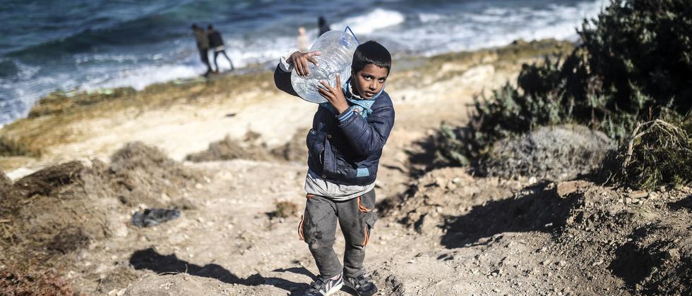 Frontex: Sie lernen für Lampedusa