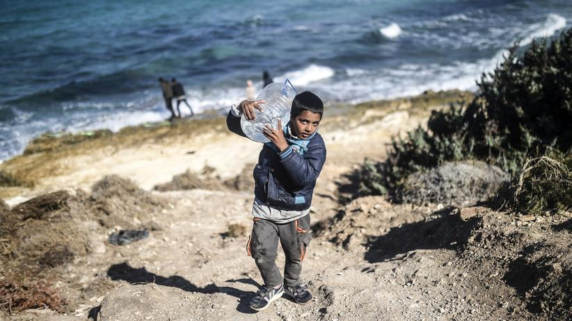 Frontex: Was würde Kant dem Grenzschützer sagen?