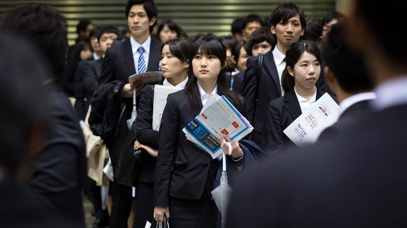 Geisteswissenschaften: Studenten in Tokio (Archivbild)