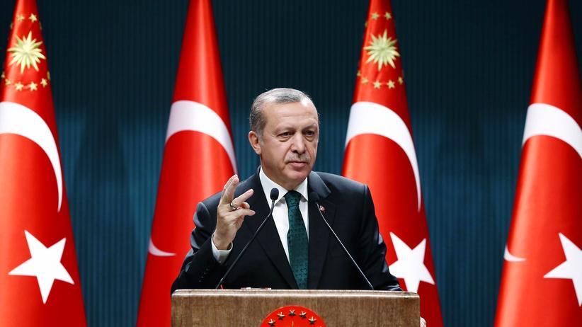 Türkei: Recep Tayyip Erdoğan