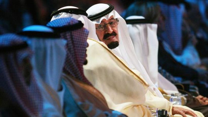 Saudi-Arabien: König Abdullah bei der Eröffnung der Universität