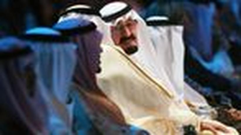 Saudi-Arabien: Rohstoff Wissen