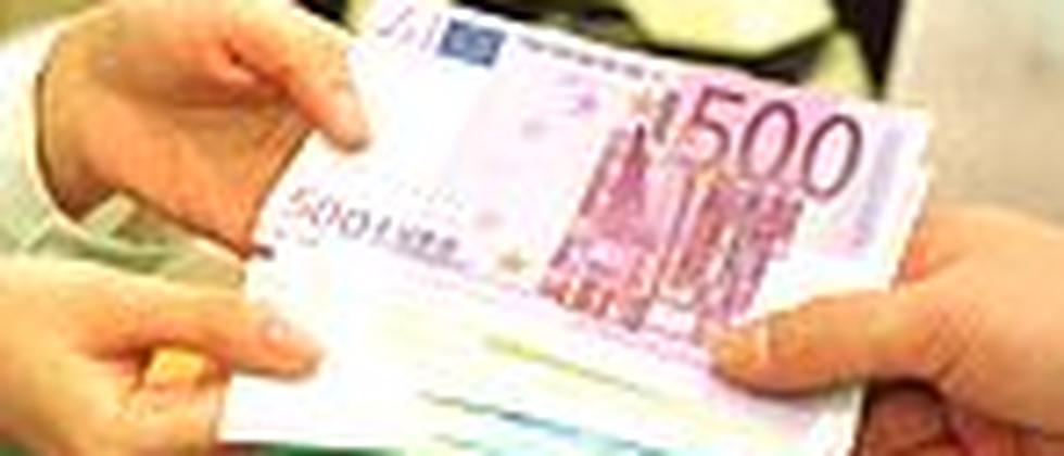 500 Euroschein