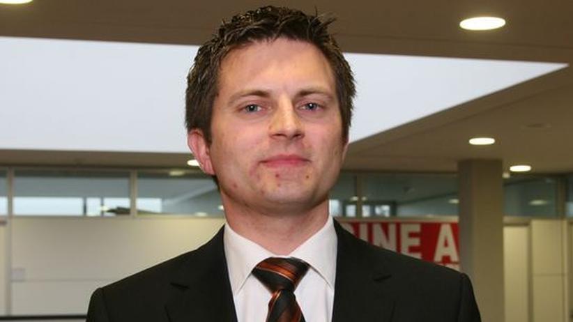 Zeppelin University: Simon Pagany, erster Student in einem Uni-Präsidium in Deutschland