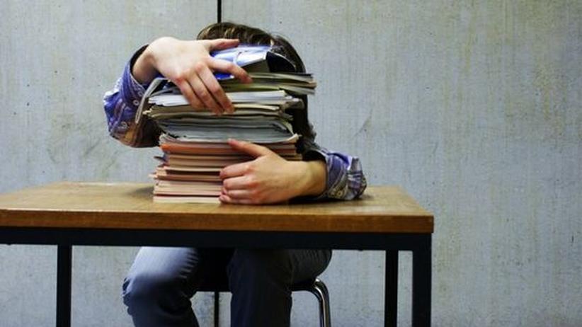 Leistungsgesellschaft: Studenten leisten seit Einführung des Bachelors mehr. Dabei fühlen sich die meisten allerdings gestresster als die Studentengenerationen zuvor