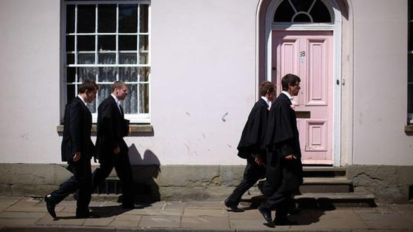 Studiengebuehren Grossbritannien Oxford Studenten