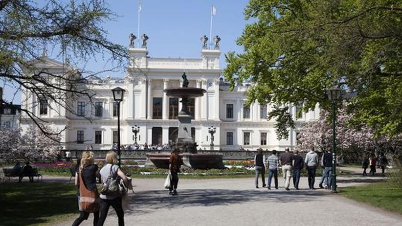 Schwedische Hochschulen: Im schwedischen Lund gibt es keine Universität - Lund ist eine Universität
